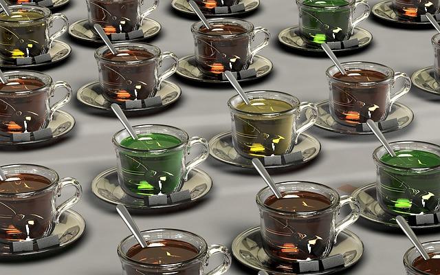 A quel thé se vouer?