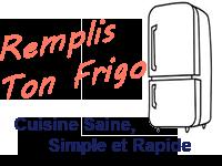 Remplis ton frigo