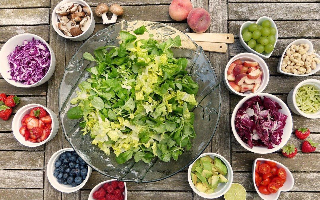 Pourquoi doit-on manger des fruits et des légumes?