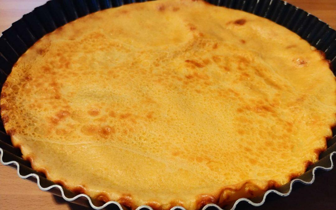 Un dessert de dernière minute : la Cajasse
