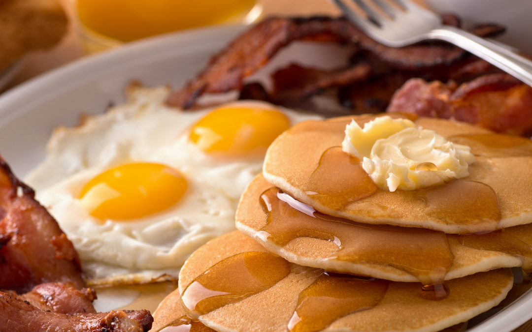 Que manger au petit déjeuner ?